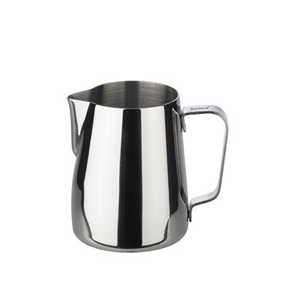 Wildkaffee Rösterei, JoeFrex Milchkännchen 350ml, Silber