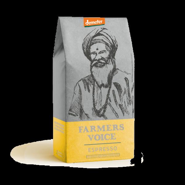 Farmers Voice, Espresso, DEMETER